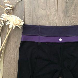 Lululemon Groove Pants Size 8 Purple